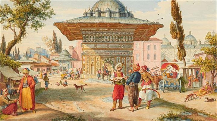 Eid in the Ottoman Empire