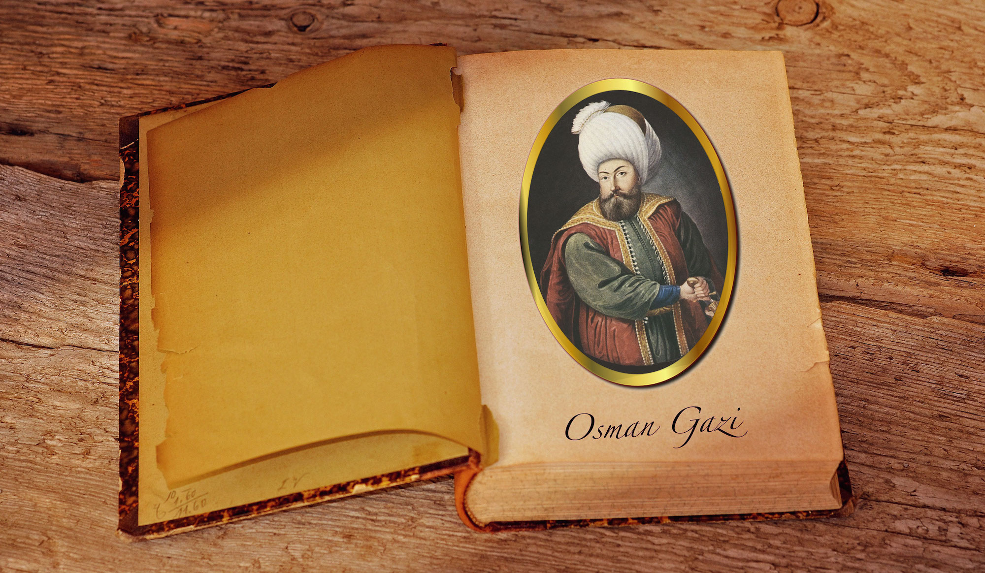 Who is Osman Gazi Bey?