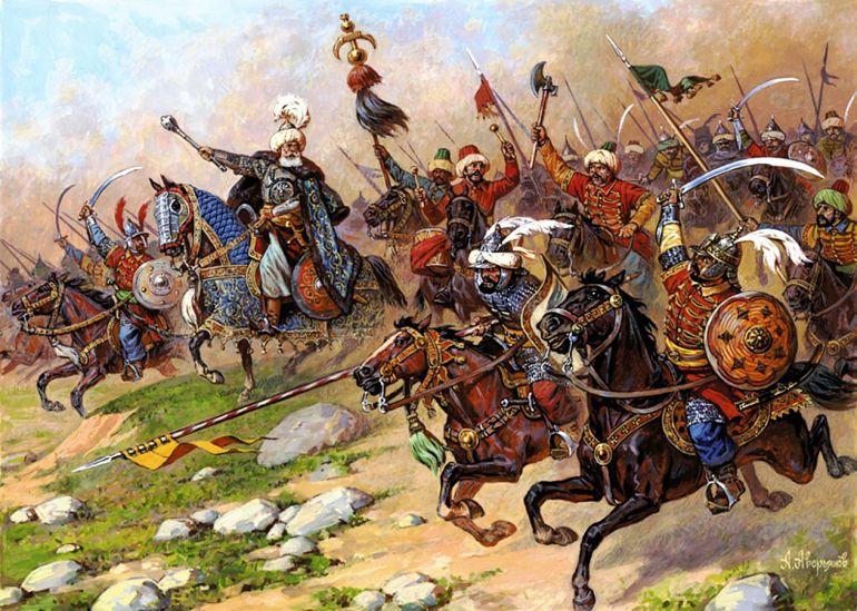 The Effective Era of Osman Ghazi Wars and Politics-2