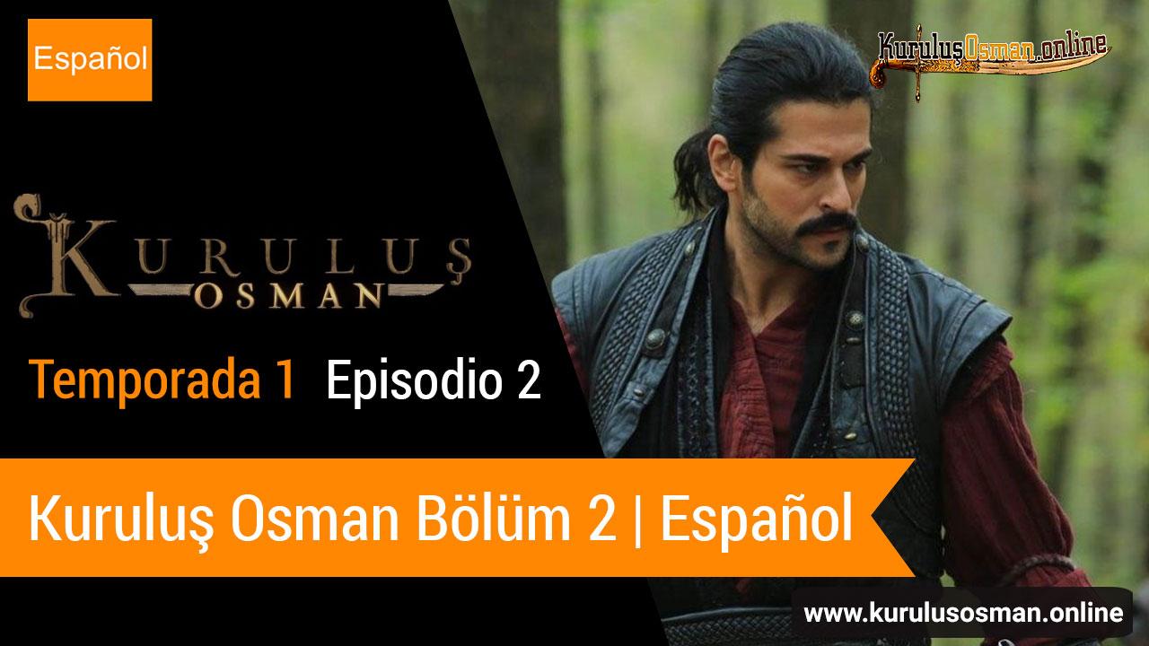Mira Kurulus Osman (le otomano) temporada 1 episodio 1