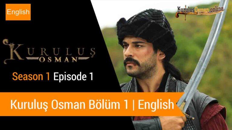 Kuruluş Osman Season 2 Episode 2 | English (Bölüm 29)