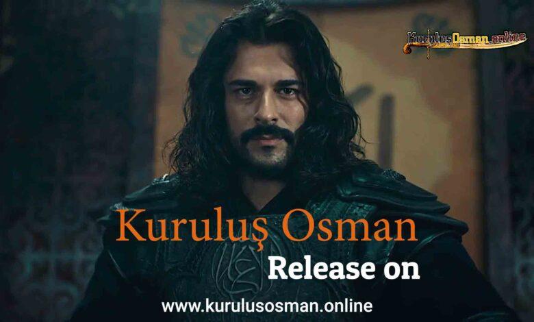 kurulus Osman Release Date