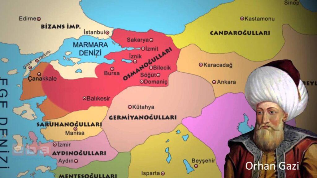 The Confident Era of Orhan Ghazi: Wars and Politics-1