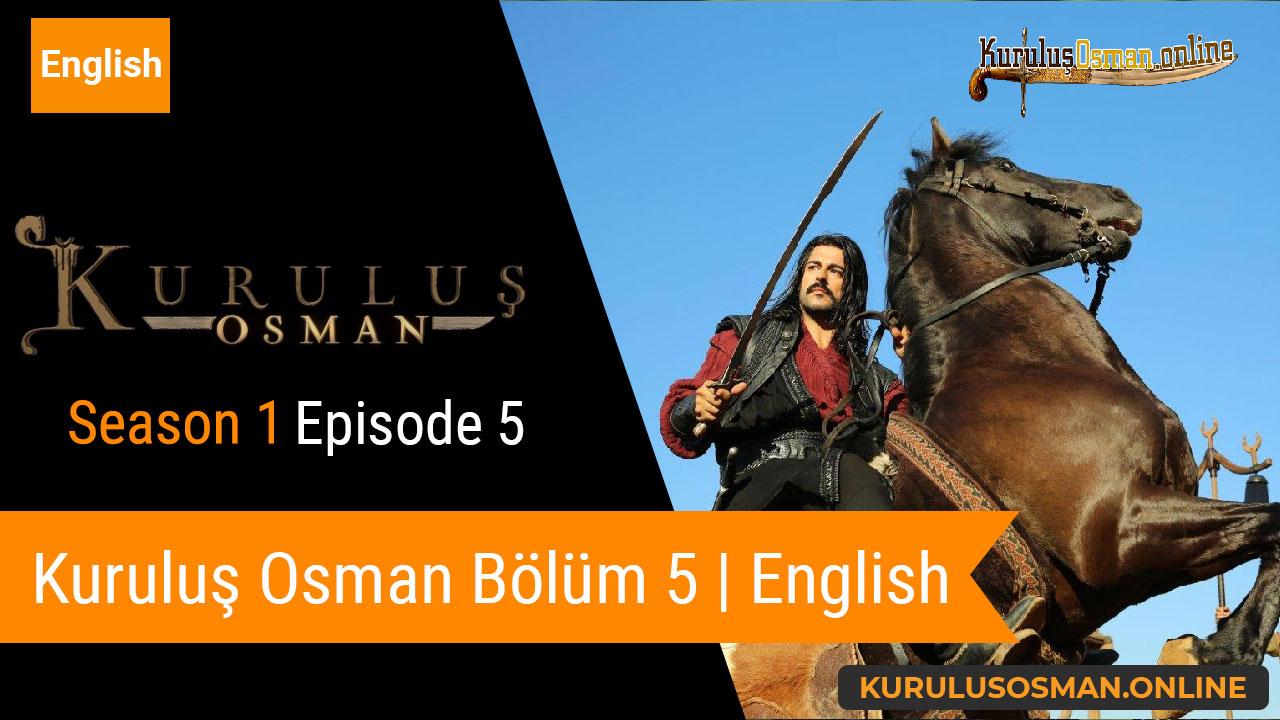 Watch Kuruluş Osman Season 1 Episode 5