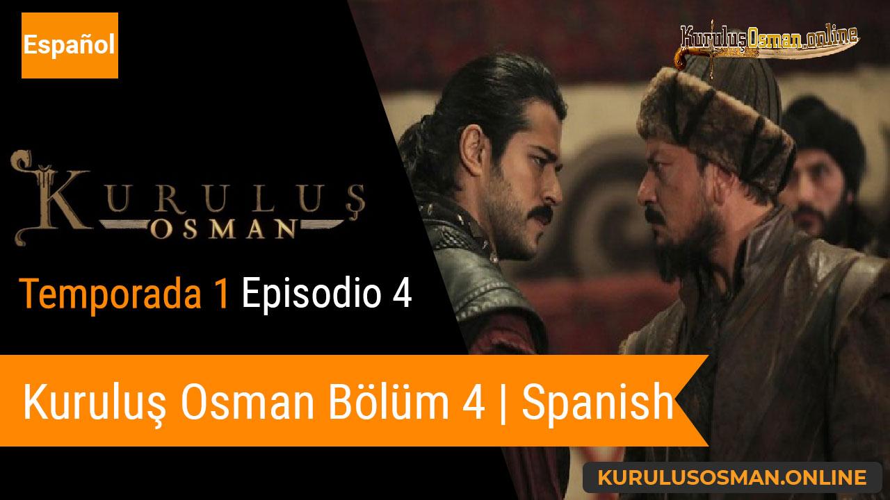 le otomano temporada 1 episodio 4