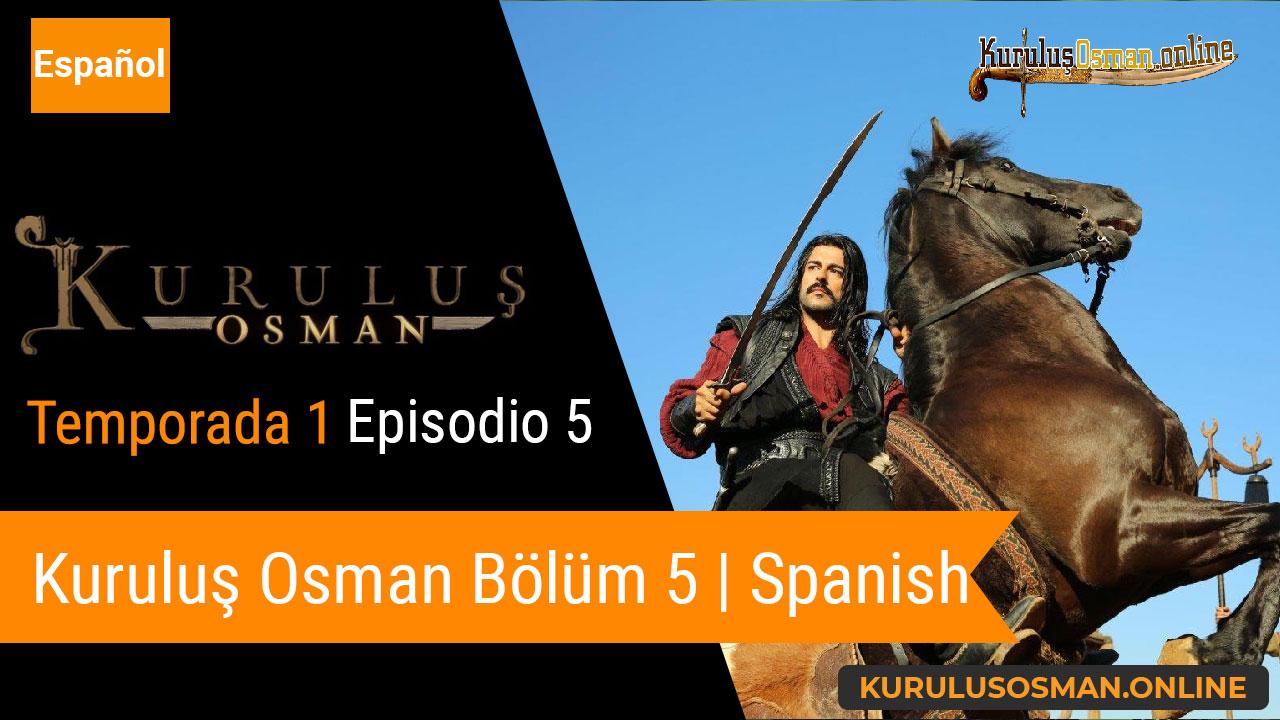 le otomano temporada 1 episodio 5