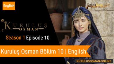 Photo of Kuruluş Osman Season 1 Episode 10   English (Bölüm 10)