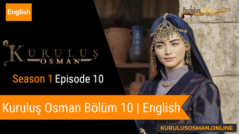 Watch Kuruluş Osman Season 1 Episode 10