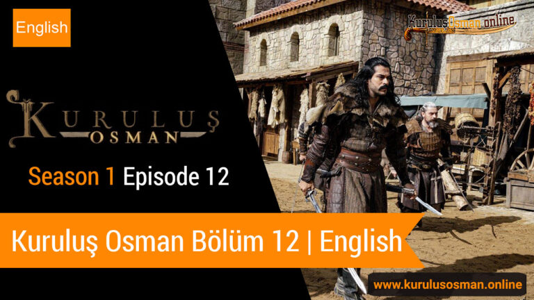 Watch Kuruluş Osman Season 1 Episode 12