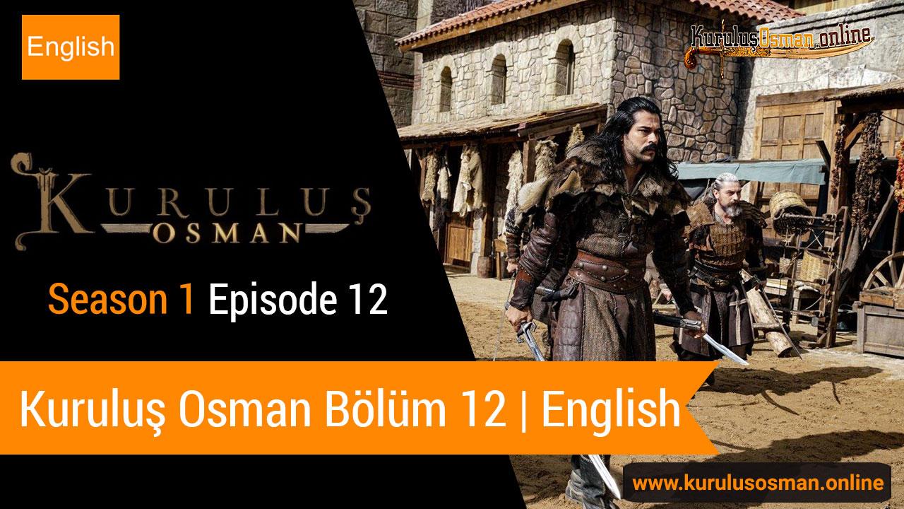 Watch Kuruluş Osman Season 1 Episode 12