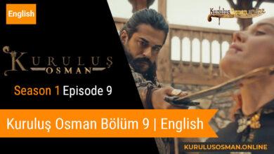 Photo of Kuruluş Osman Season 1 Episode 9 | English (Bölüm 9)