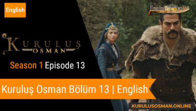 Photo of Kuruluş Osman Season 1 Episode 13 | English (Bölüm 13)