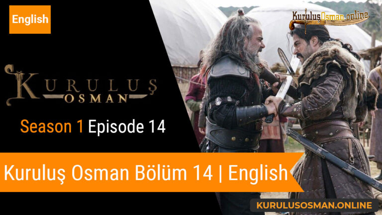 Kuruluş Osman Season 1 Episode 14