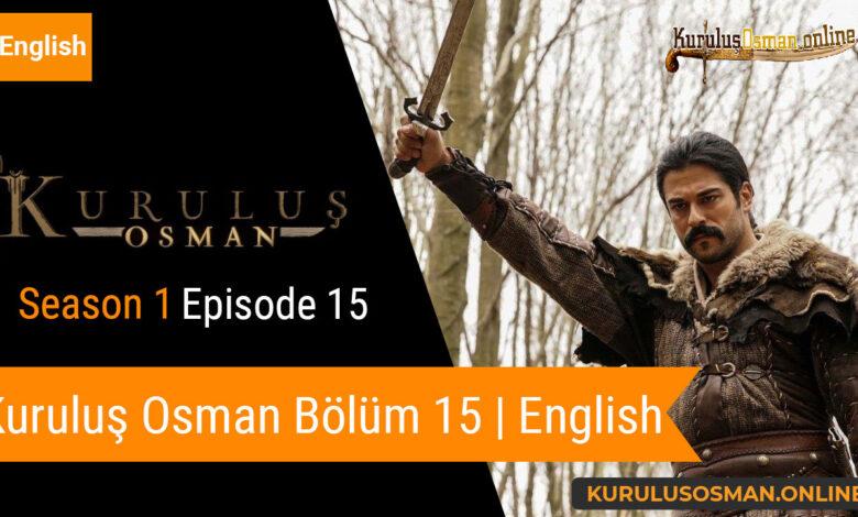 Photo of Kuruluş Osman Season 1 Episode 15 | English (Bölüm 15)