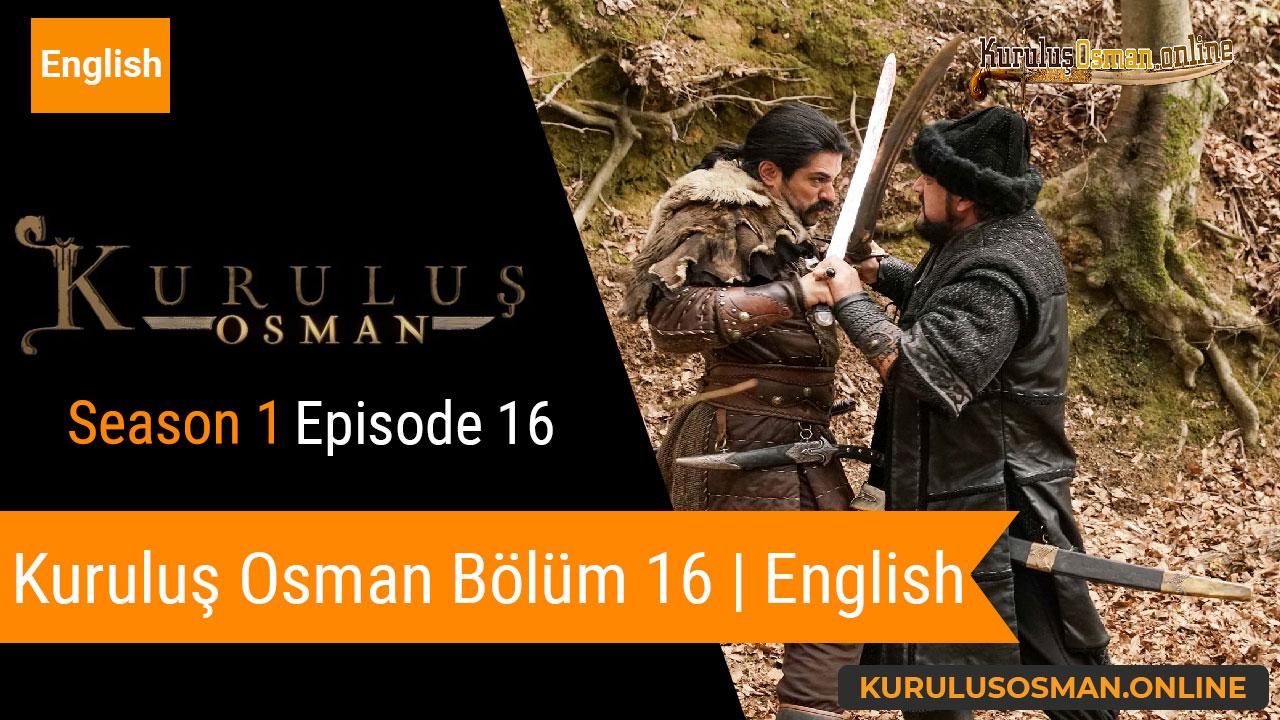 Kuruluş Osman Season 1 Episode 16