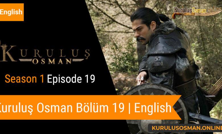 Photo of Kuruluş Osman Season 1 Episode 19 | English (Bölüm 19)