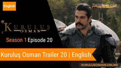 Photo of Kuruluş Osman Episode 20 Trailer With English