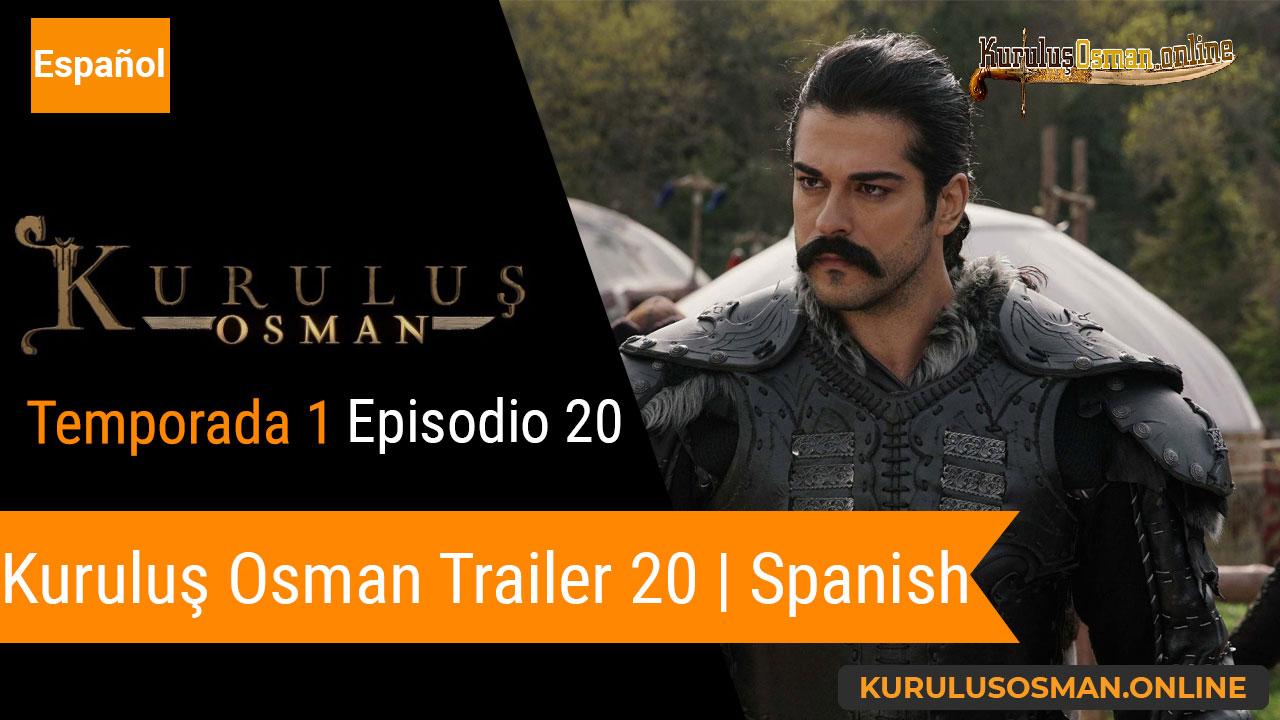 Kuruluş Osman Episodio 20 Trailer con Subtítulos en ESPAÑOL