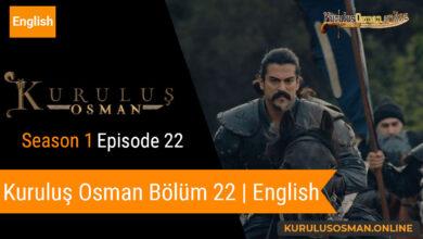 Photo of Kuruluş Osman Season 1 Episode 22 | English (Bölüm 22)