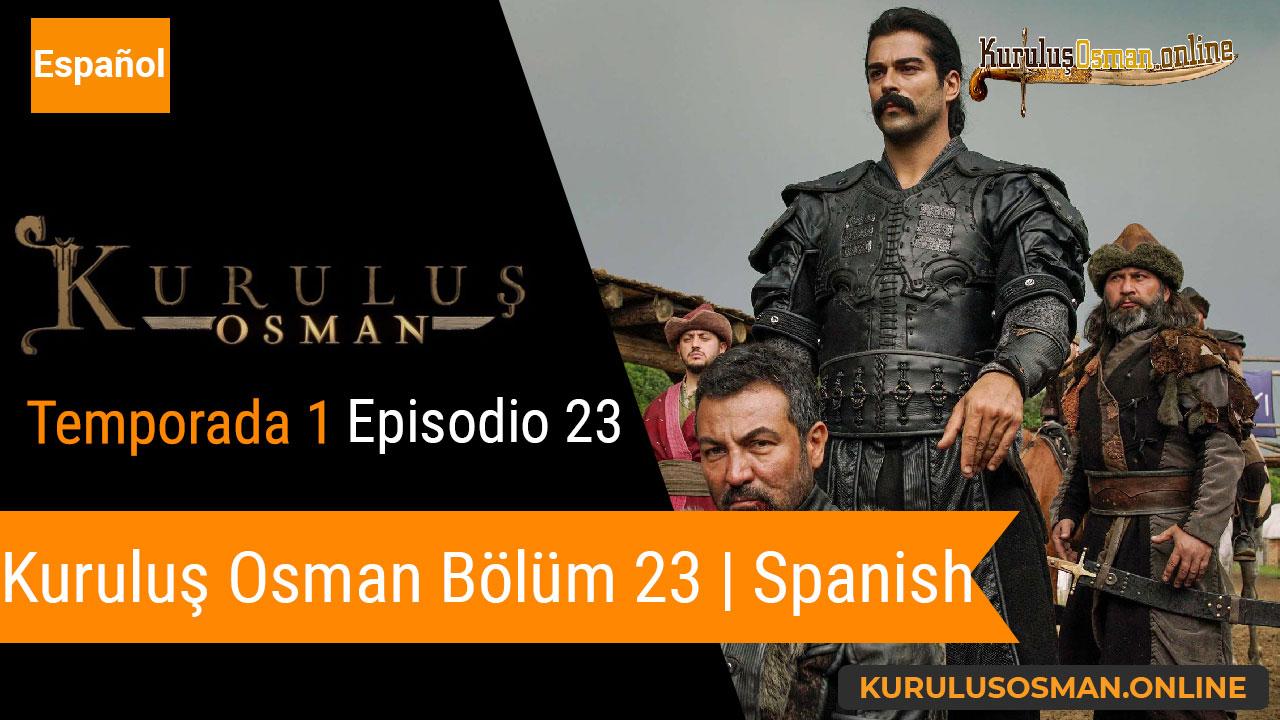 le otomano temporada 1 episodio 23