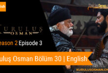 Watch Kuruluş Osman Season 2 Episode 3 with English Subtitles