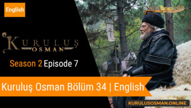 Watch Kuruluş Osman Season 2 Episode 7 with English Subtitles