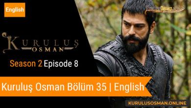 Photo of Kuruluş Osman Season 2 Episode 8 | English (Bölüm 35)