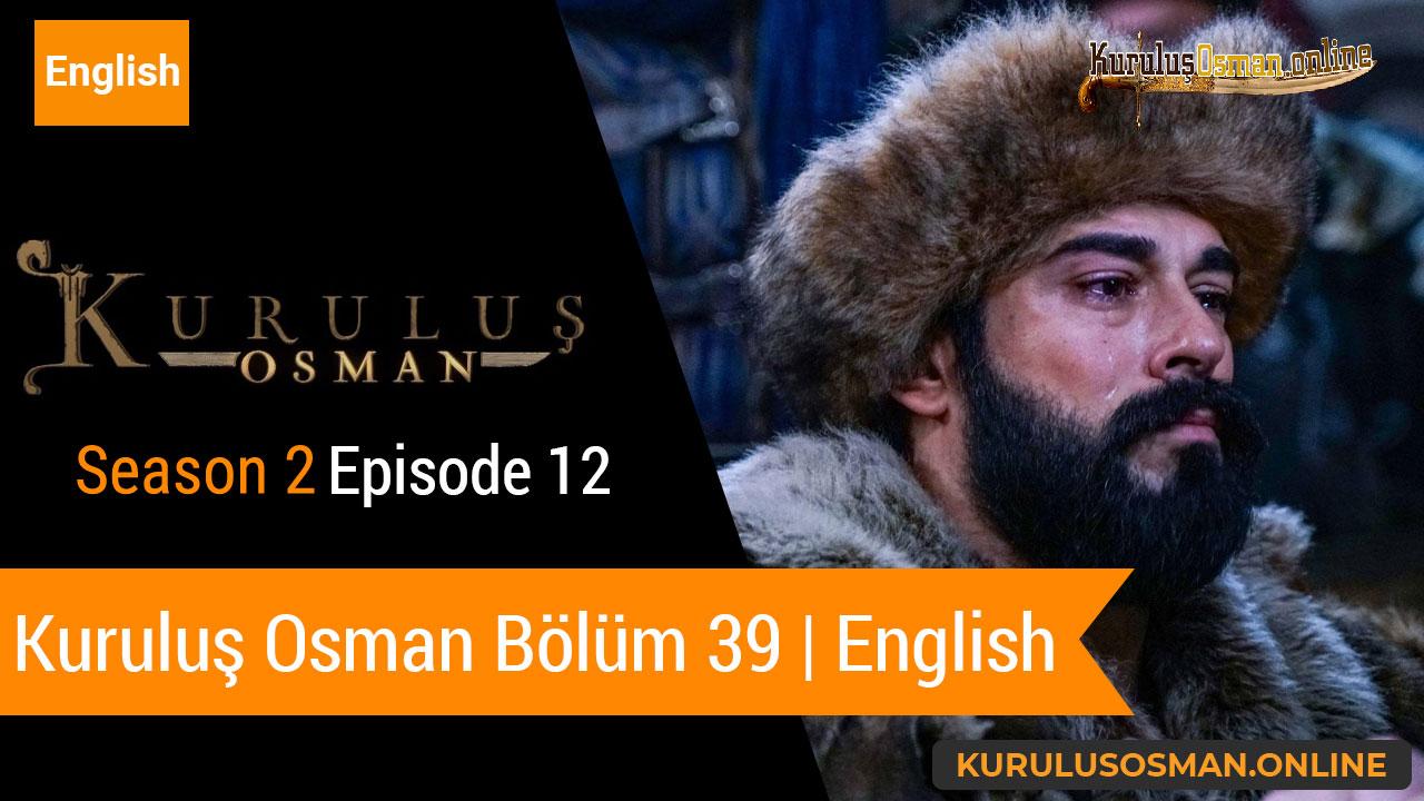 Kuruluş Osman Season 2 Episode 12