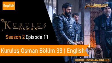 Photo of Kuruluş Osman Season 2 Episode 11 | English (Bölüm 38)