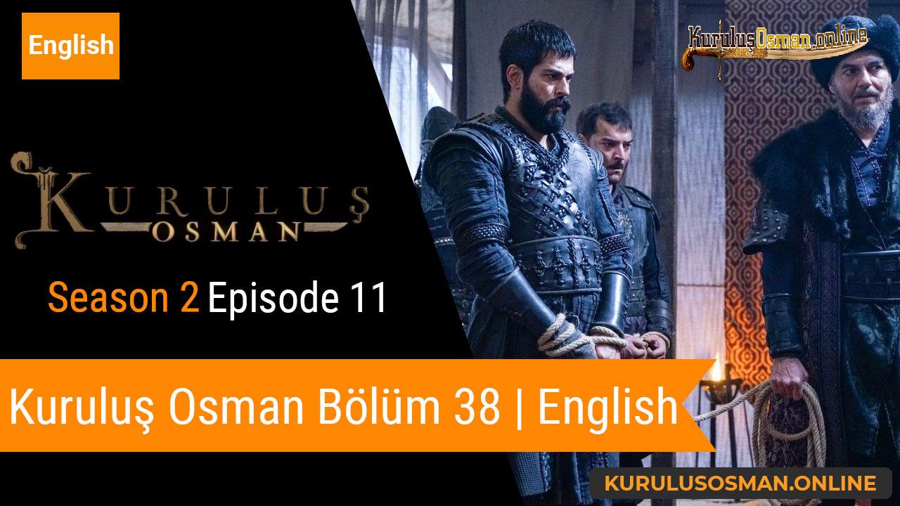 Kuruluş Osman Season 2 Episode 11