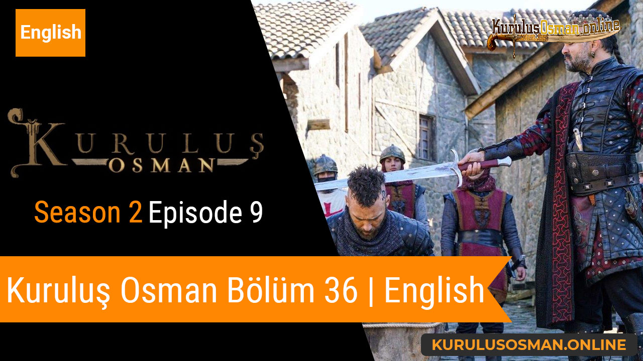 kurulus osman season 2 episode 9
