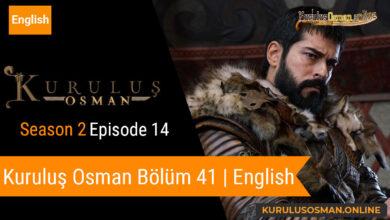Kuruluş Osman Season 2 Episode 14
