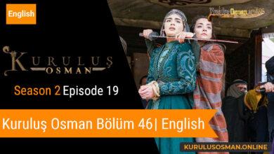 Kuruluş Osman Season 2 Episode 19