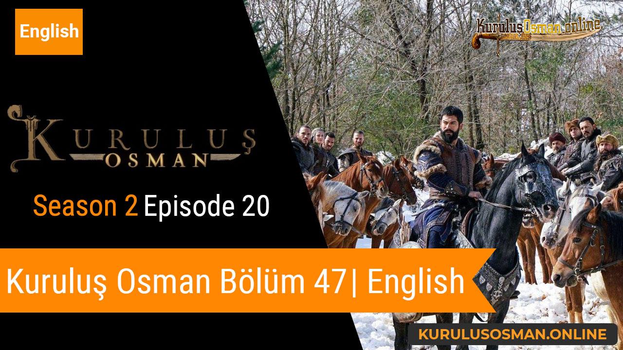 Kuruluş Osman Season 2 Episode 20