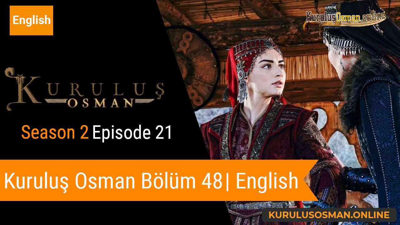 Kuruluş Osman Season 2 Episode 21