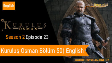Kuruluş Osman Season 2 Episode 23
