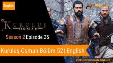 Kuruluş Osman Season 2 Episode 25