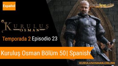 Mira le otomano temporada 2 episodio 23