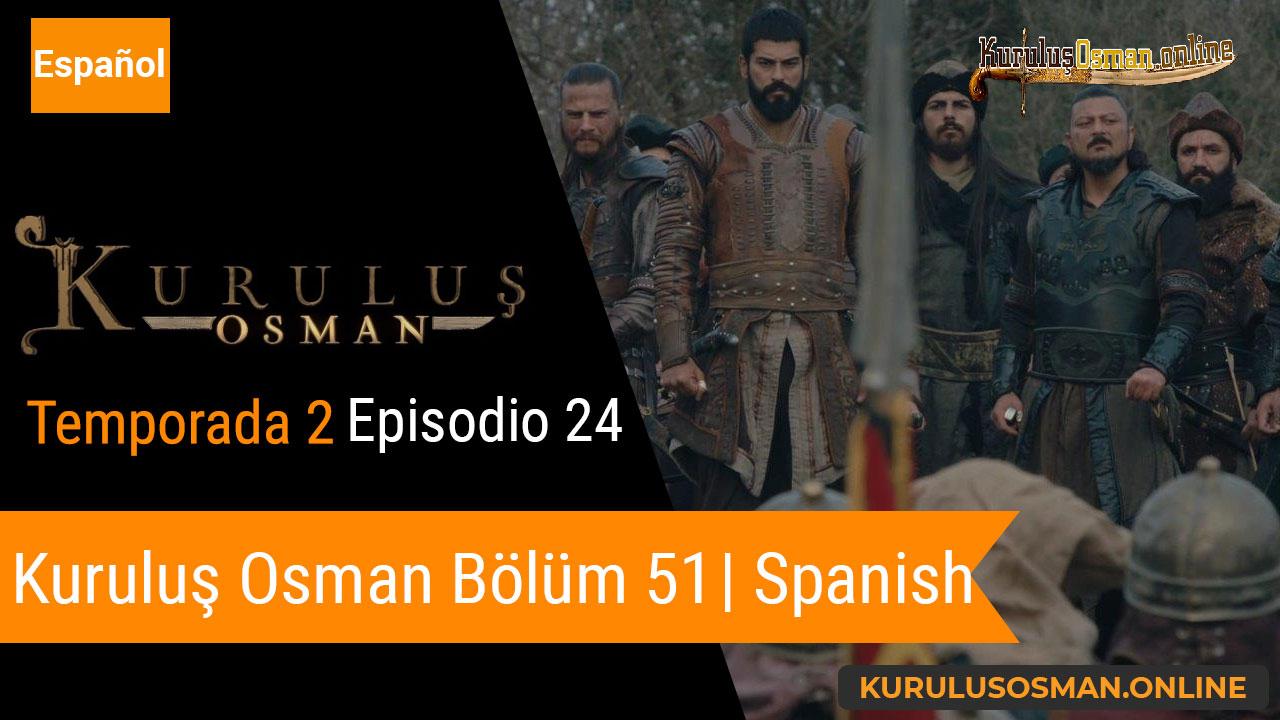 Mira le otomano temporada 2 episodio 24