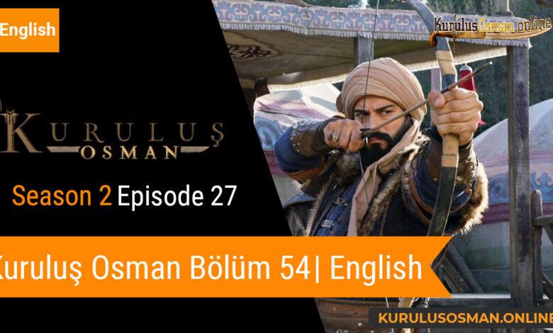 Kuruluş Osman Season 2 Episode 27