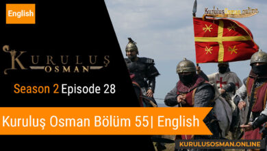 Kuruluş Osman Season 2 Episode 28