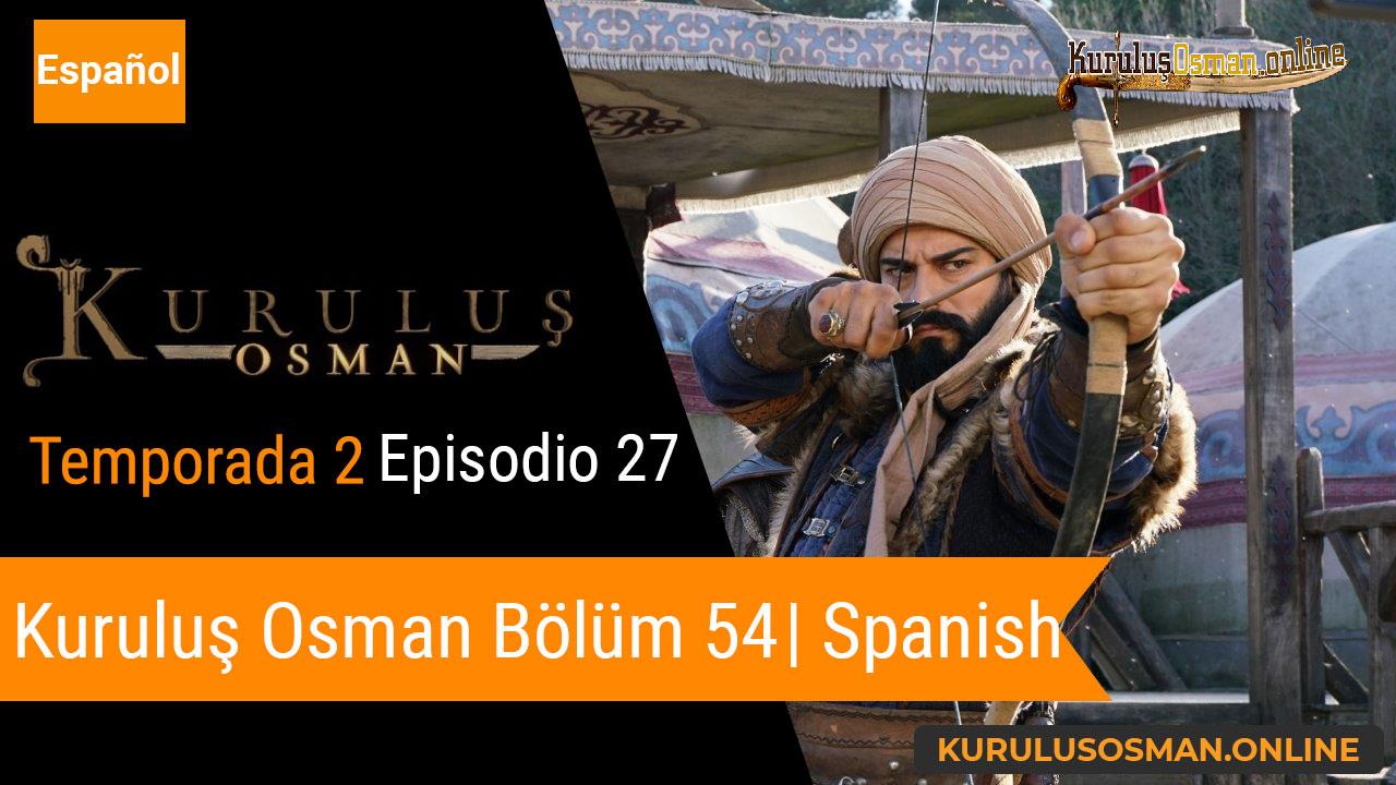 Mira le otomano temporada 2 episodio 27