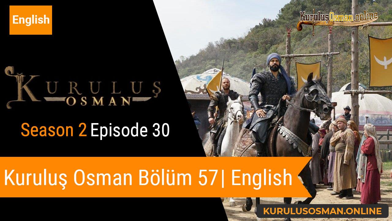 Kuruluş Osman Season 2 Episode 30