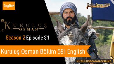Kuruluş Osman Season 2 Episode 31