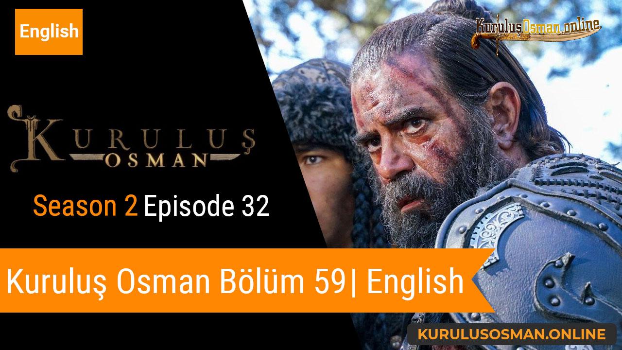 Kuruluş Osman Season 2 Episode 32