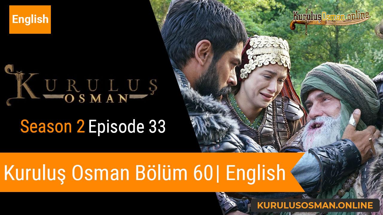 Kuruluş Osman Season 2 Episode 33