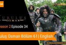 Kuruluş Osman Season 2 Episode 34