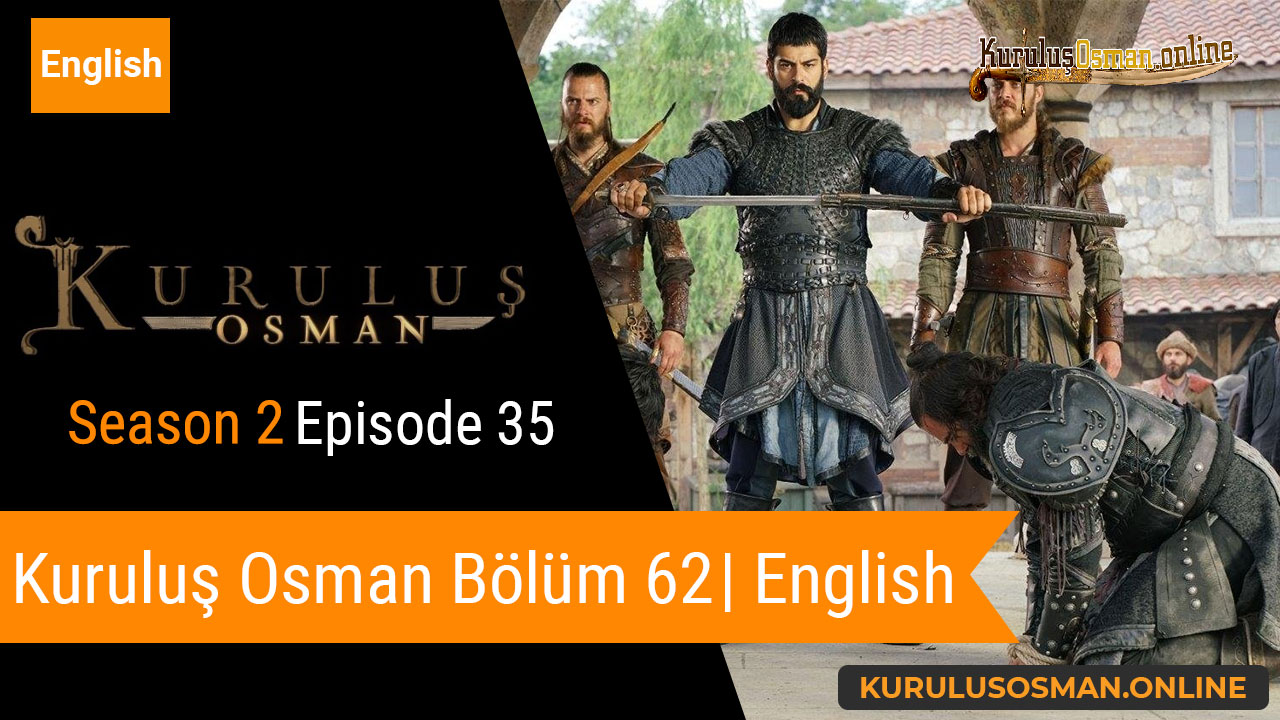 Kuruluş Osman Season 2 Episode 35