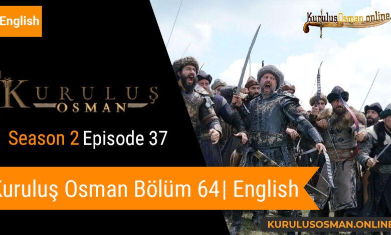 Kuruluş Osman Season 2 Episode 37