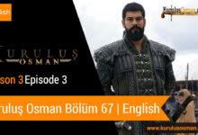 Kuruluş Osman Season 3 Episode 3
